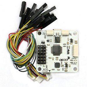 SODIAL(R)CC3D Openpilot Autostable controleur de vol 32Bit pour Multirotor Mini H250 Blanc de la marque SODIAL(R) image 0 produit