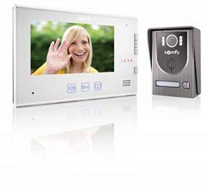 Somfy - Visiophone V250 avec écran 7 Pouces Blanc de la marque Somfy image 0 produit