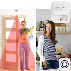 sonnette entrée maison TOP 9 image 0 produit