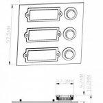 sonnette mécanique de porte TOP 4 image 2 produit