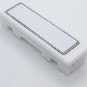 Sonnette/nom Schi ldtaster avec frottement Contact et boîtier en plastique blanc pour Renz de la marque Lira image 0 produit