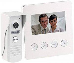 sonnette sans fil alimentation secteur TOP 9 image 0 produit