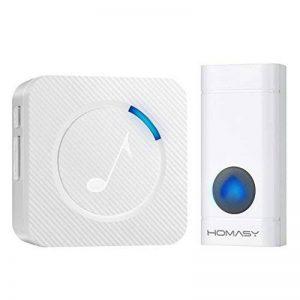 sonnette sans fil avec flash TOP 5 image 0 produit
