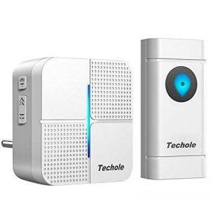 sonnette sans fil avec flash TOP 8 image 0 produit