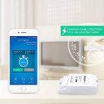 Sonoff Pow Interrupteur sans fil WiFi Intelligent avec Surveillance de Puissance et d'Energie, Contrôler Appareils Eléctroménagers par Téléphone, Gérer l'Energie pour Maison Connectée DIY, Compatible avec Alexa de la marque Sonoff image 4 produit