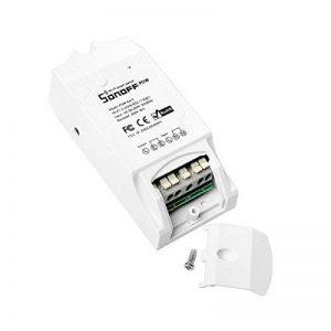 Sonoff Pow R2 Contrôleur intelligent de commutateur de Wifi avec la mesure de consommation de puissance en temps réel 16A / 3500w Smart Home Device via iOS Android de la marque JalonC image 0 produit
