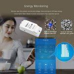 Sonoff Pow R2 Contrôleur intelligent de commutateur de Wifi avec la mesure de consommation de puissance en temps réel 16A / 3500w Smart Home Device via iOS Android de la marque JalonC image 2 produit