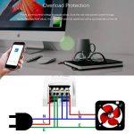 Sonoff Pow R2 Contrôleur intelligent de commutateur de Wifi avec la mesure de consommation de puissance en temps réel 16A / 3500w Smart Home Device via iOS Android de la marque JalonC image 3 produit