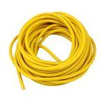 sourcingmap 5 mètres jauge jaune 16AWG Câble cuivre multibrins souples fil Silicone pour RC de la marque Sourcingmap image 1 produit