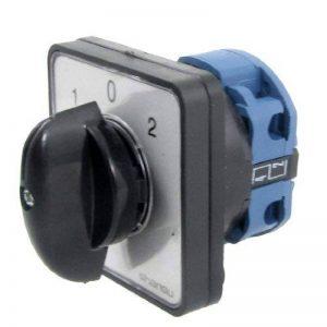 sourcingmap® AC 220V-240V 6A 3 Positions Came Rotative Universel Commutation Interrupteur de la marque Sourcingmap image 0 produit