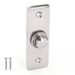 Style victorien Porte Push Bouton de sonnette 75mm de la marque Securit image 0 produit