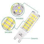 support ampoule g9 TOP 10 image 3 produit