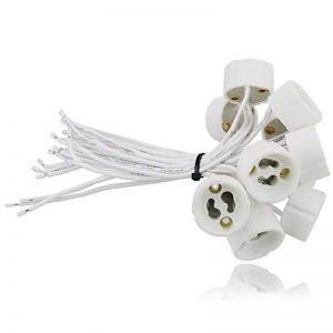 Sweet LED Douille GU10 pour LED et halogène, 20 pièces de la marque Sweet Led image 0 produit