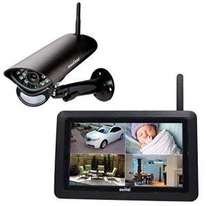 Switel HS2000 Kit de surveillance radio numérique HD, Noir de la marque SWITEL image 0 produit