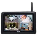 Switel HS2000 Kit de surveillance radio numérique HD, Noir de la marque SWITEL image 1 produit