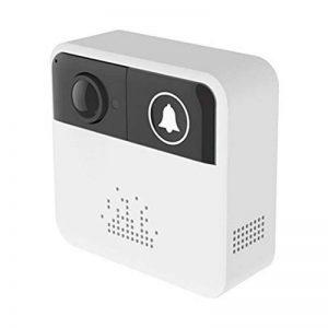 Symboat Sonnette sans fil WiFi Vidéo Sécurité Caméra Porte Carillon Bell Téléphone Télécommande de la marque Symboat image 0 produit