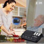 Système d'interphone sans fil Hosmart 500 mètres pour la maison et le bureau (3 stations) de la marque Hosmart image 3 produit