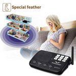 Système d'interphone sans fil Hosmart 500 mètres pour la maison et le bureau (3 stations) de la marque Hosmart image 4 produit