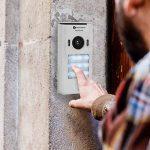 """Système d'interphone vidéo Smartwares DIC-22132 – 480p – Écran LCD de 3,5"""" – Kit pour 3 appartements de la marque Smartwares image 3 produit"""