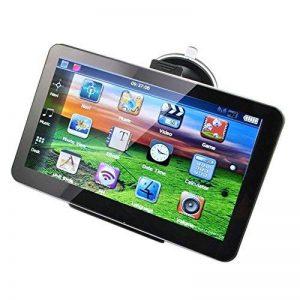 Système de Navigation GPS de Voiture, 7 Pouces 8 Go TFT LCD Voiture Navigator Sat Nav l'Amérique du Nord Carte sans Adaptateur de la marque ZZH image 0 produit