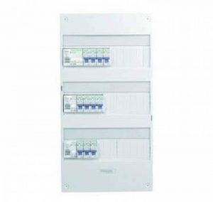 Tableau electrique précablé 13MOD 3 rangées de la marque Schneider electric image 0 produit