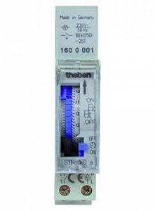 Theben - SYN 160 A - Horloge programmable analogique (Import Allemagne) de la marque Theben image 0 produit