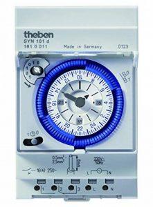 Theben - SYN 161 D - 1610011 - Horloge programmable (Import Allemagne) de la marque Theben image 0 produit