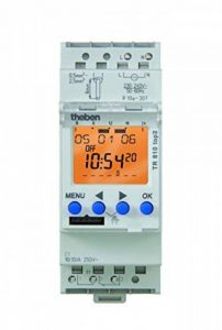 Theben - TR 610 TOP2 - Horloge programmable digitale de la marque Theben image 0 produit