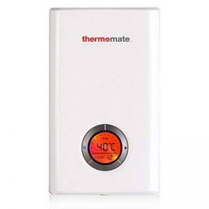 Thermomate ELEX9.6 240V 9,6kW Chauffe-Eau Instantané Électrique, Contrôle de l'écran Tactile LCD de la marque Thermomate image 0 produit