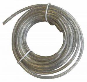 Tibelec 121550 Câble électrique Plat Translucide de la marque TIBELEC image 0 produit