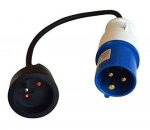 Tibelec 163010 Adaptateur pour borne de camping de la marque TIBELEC image 0 produit