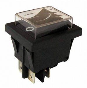 Tibelec 551720 Interrupteur à bascule pour Utilisation extérieure Noir de la marque TIBELEC image 0 produit