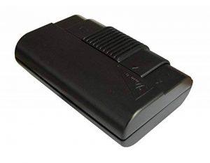 Tibelec 572120 Variateur à pied Noir de la marque TIBELEC image 0 produit
