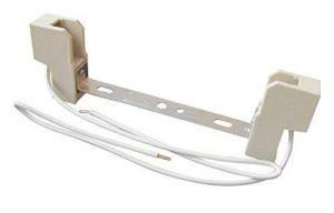 Tibelec 853110 Douille Halogène à Etrier R7s Blanc de la marque TIBELEC image 0 produit