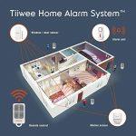 Tiiwee Kit d'Alarme Maison - Alarme avec 2 Capteurs Fenêtres et Porte et 1 Télécommande - Extensible - sans Fil de la marque tiiwee image 1 produit