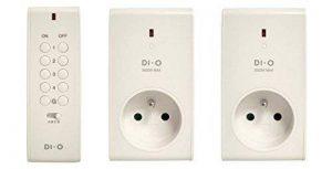 Télécommande 16 canaux + 2 Prises On/Off de la marque DiO Connected Home image 0 produit