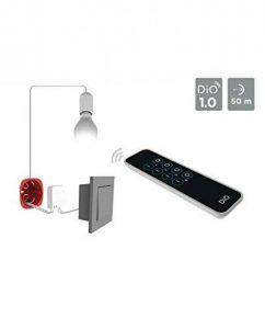 Télécommande + Micromodule de la marque DiO Connected Home image 0 produit