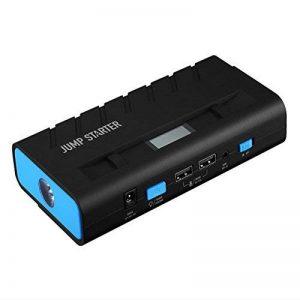 TOPELEK Démarrage Voiture - Car Jump Starter Multifonctionnelle, Booster Batterie Portable avec LED 【13600mAh, 500A】 de la marque Topop image 0 produit