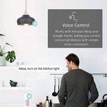 TP-Link Ampoule LED connectée WiFi, culot E27, lumière blanche d'ambiance, 7W, Fonctionne avec Amazon Alexa (Echo et Echo Dot), Google Assistant et IFTTT pour la commande vocale, lumière blanche personnalisable froid/chaud, pas de Hub requis [Classe énerg image 1 produit