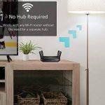 TP-Link Ampoule LED connectée WiFi, culot E27, lumière blanche d'ambiance, 7W, Fonctionne avec Amazon Alexa (Echo et Echo Dot), Google Assistant et IFTTT pour la commande vocale, lumière blanche personnalisable froid/chaud, pas de Hub requis [Classe énerg image 2 produit