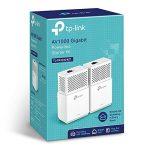 TP-Link CPL 1000 Mbps avec 1 Port Ethernet Gigabit, Kit de 2 - Solution idéale pour profiter du service Multi-TV à la maison (TL-PA7010 KIT) de la marque TP-Link image 4 produit