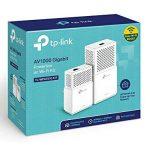 TP-Link CPL 1000 Mbps Wi-Fi Bi-Bande 750 Mbps avec 1 Port Ethernet Gigabit, Kit de 2 - Solution idéale pour profiter du service Multi-TV à la maison (TL-WPA7510 KIT) de la marque TP-Link image 3 produit