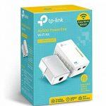 TP-Link CPL 600 Mbps avec 2 Ports Ethernet, 1 CPL Filaire + 1 CPL Wi-Fi - étendez votre connexion Internet dans chaque pièce de la maison (TL-WPA4220 KIT) de la marque TP-Link image 2 produit
