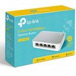 TP-Link TL-SF1005D Switch 5 Ports 10/100Mbps (Bureau, Boîtier Plastique) de la marque TP-Link image 2 produit