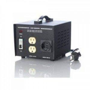 ★ Transformateur 110 220v 1500 watts réversible ★ de la marque US-TRONIC image 0 produit