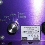 Transformateur ballast électronique Lumatek 600w dimmable de la marque Lumatek image 1 produit