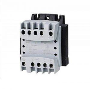 Transformateur d'isolement en 230/400Out 115/220V 50va40W 50/60Hz Legrand 642381 de la marque Legrand image 0 produit