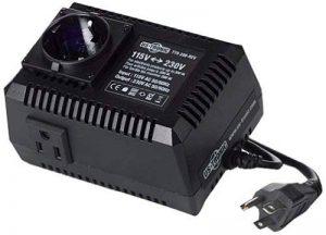transformateur de voyage 110 220 volts TOP 0 image 0 produit