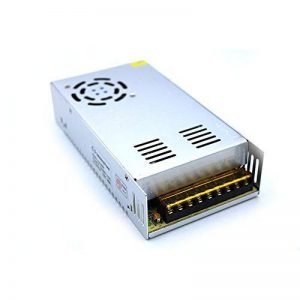Transformateur Haute Puissance Variateurs Adaptateurs Interrupteur alimentation Pilote AC 110V/220V DC 12V 30A 360W pour LED Bande de la marque DC-LED image 0 produit