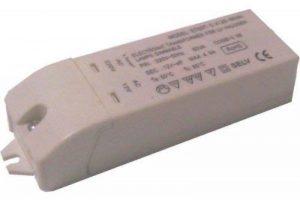 Transformateur TBT 220V vers 12V 20 à 60W pour ampoules halogènes ou LED 12V AC de la marque SOLED image 0 produit